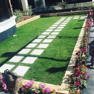 تنسيق حدائق بالطائف