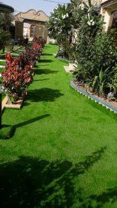 تنسيق حدائق حراج جده