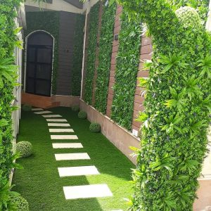 عشب جدارى 3D