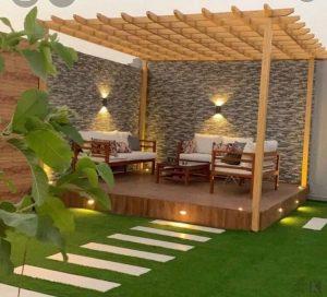 مظلات حدائق بالقصيم